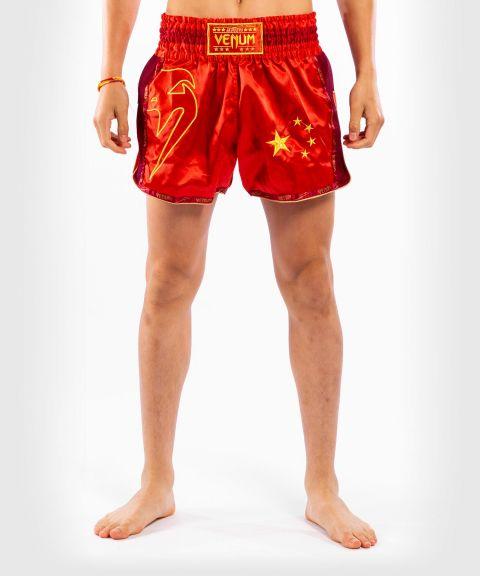 Short de Muay Thai Venum MT Flags - Chine