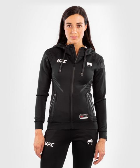 Sweatshirt à Capuche Femme UFC Venum Authentic Fight Night - Noir