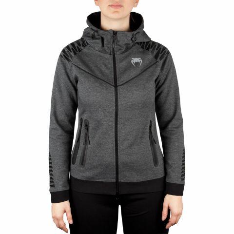 Sweatshirt Femme Venum Laser - Gris chiné - Exclusivité
