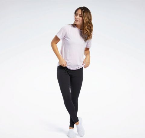Legging en coton Reebok Training Essentials