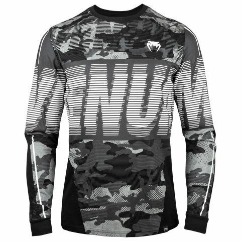 T-shirt Venum Tactical - Manches Longues - Urban Camo/Noir
