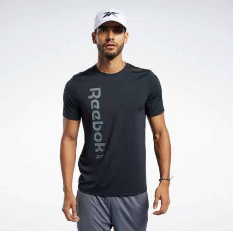 T-Shirt Reebok Workout Ready Activchill