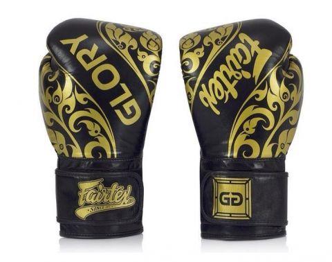 Gants de boxe Fairtex FXV2 Glory - Noir