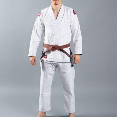 Kimono de JJB Scramble Athlete 4 Light - Blanc