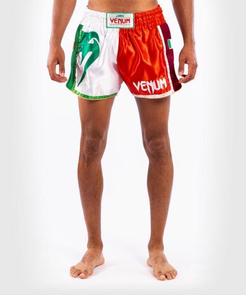 Short de Muay Thai Venum MT Flags - Italie