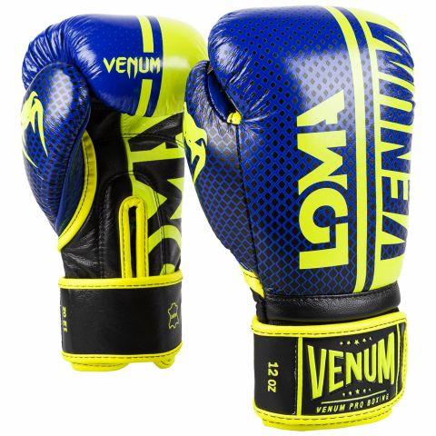 Gants de boxe Pro Venum Shield Edition Loma - Velcro