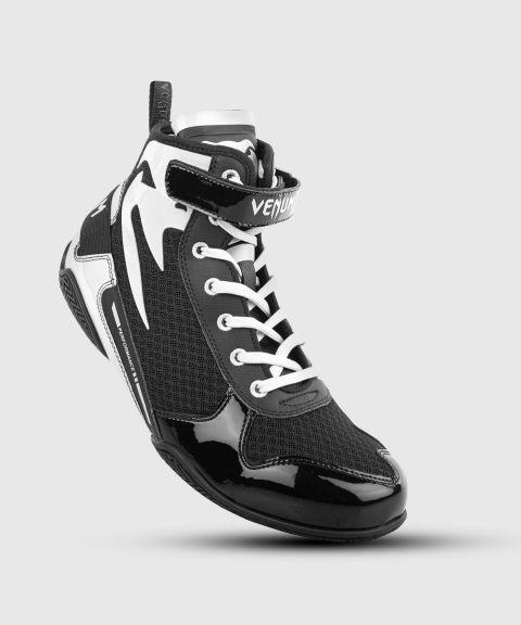Chaussures de boxe Venum Giant Low - Noir/Blanc
