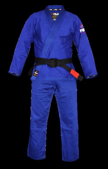 Kimono de JJB Fuji Sports Lightweight - Bleu