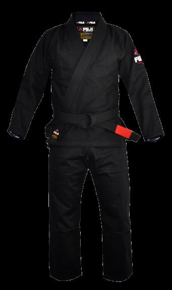 Kimono de JJB Fuji Sports Lightweight - Noir