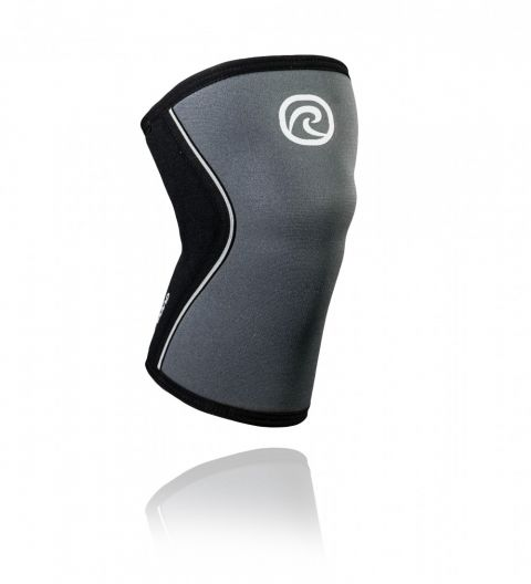Genouillère Rehband Rx 7 mm - Gris