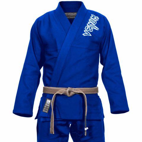 Kimono JJB Venum Contender 2.0 - Bleu