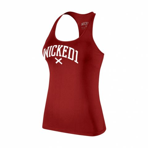 Débardeur Wicked One Athletic - Rouge - pour femmes