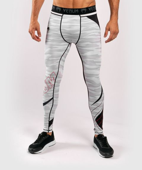 Pantalon de compression Venum Contender 5.0 - Blanc/Camo