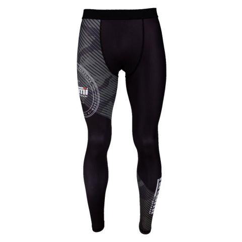 Pantalon de Compression Tatami Fightwear Renegade - Noir/Camo