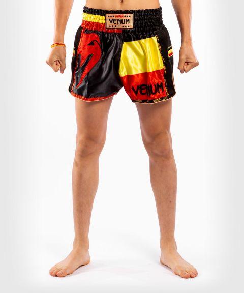 Short de Muay Thai Venum MT Flags - German Flag