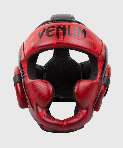 Casque de Boxe Venum Elite - Red Camo