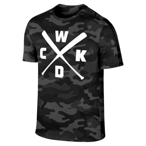 T-shirt Wicked One Danger