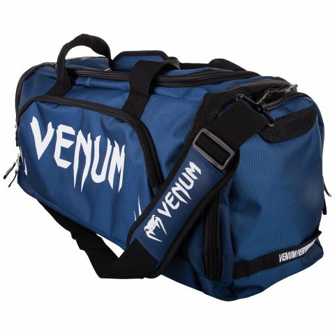 Sac de sport Venum Trainer Lite - Bleu marine/Blanc
