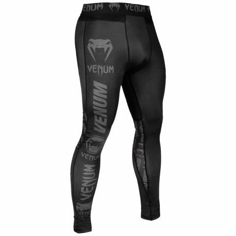 Pantalon de compression Venum Logos - Noir/Noir
