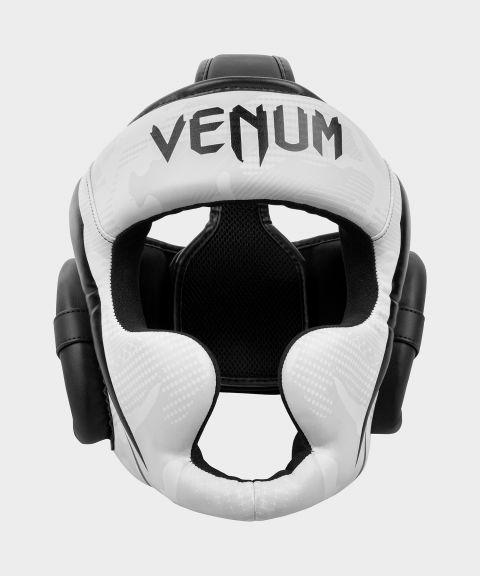 Casque de Boxe Venum Elite - Blanc/Camo