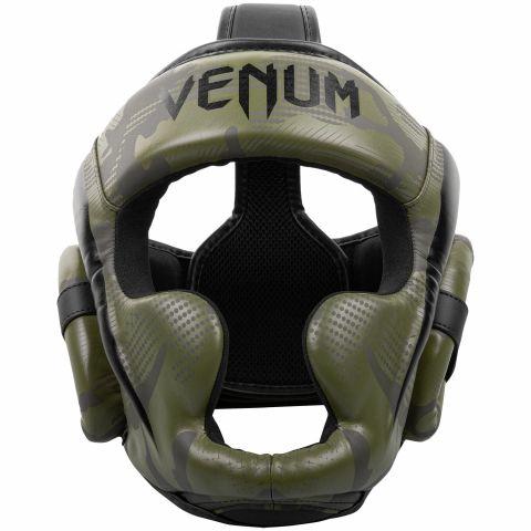 Casque de Boxe Venum Elite - Camouflage kaki