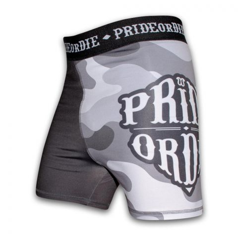 Short de compression Pride or Die Reckless Urban Camo