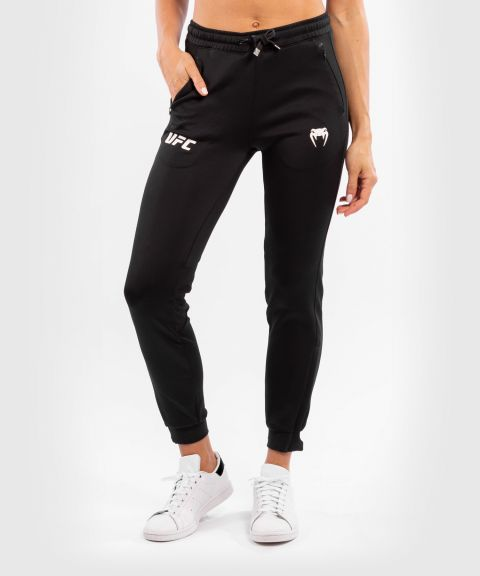 Pantalon de Jogging Femme UFC Venum Authentic Fight Night - Noir