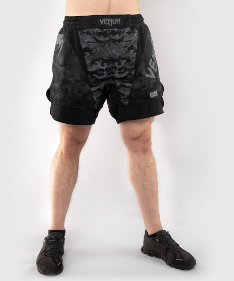 Fightshort Venum Defender   - Dark Camo