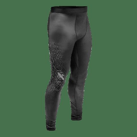 Pantalon de compression Hayabusa Geo - Gris