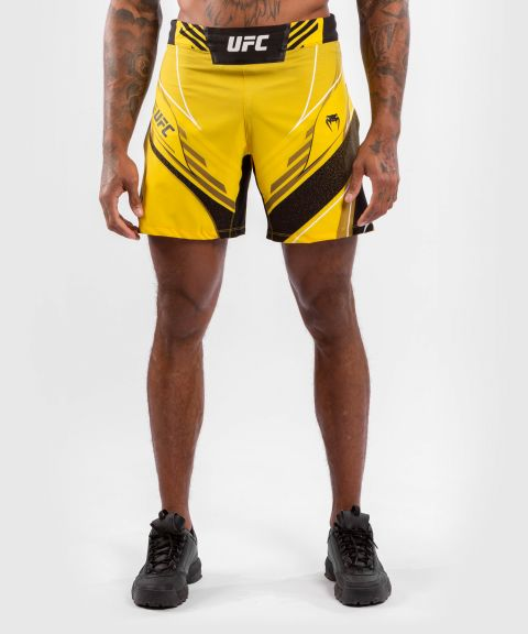 Fightshort Homme UFC Venum Authentic Fight Night Gladiator - Jaune
