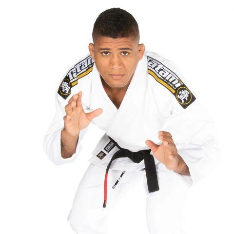 Kimono Nova Absolute Tatami Fightwear - Blanc