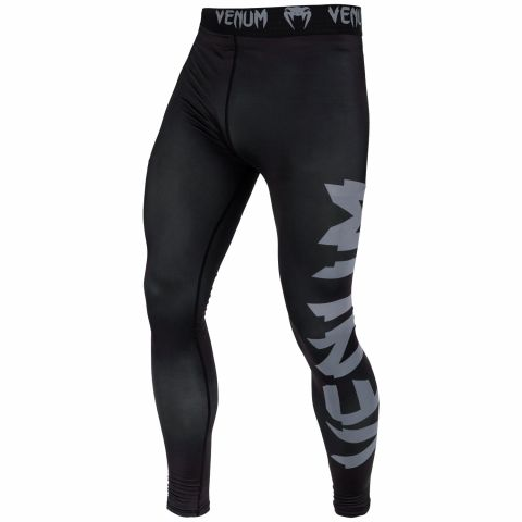 Pantalon de Compression Venum Giant - Noir/Gris