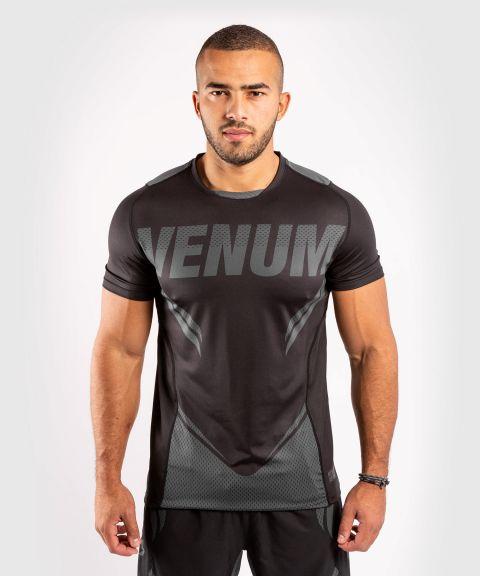 T-Shirt Dry-Tech Venum ONE FC Impact - Noir/Noir