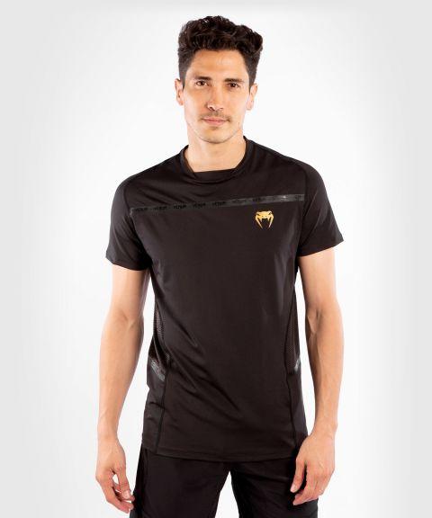 T-shirt Dry-Tech Venum G-Fit - Noir/Or