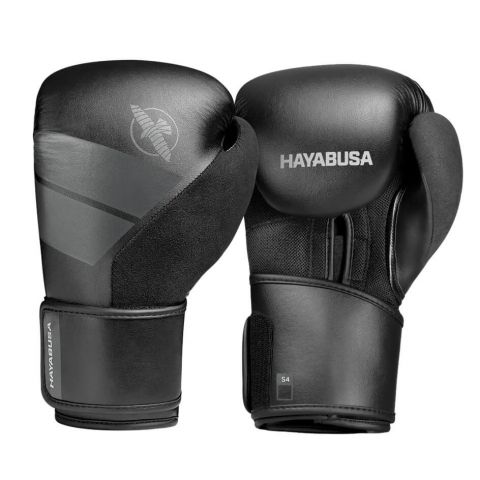 Gants de boxe Hayabusa S4 - Noir