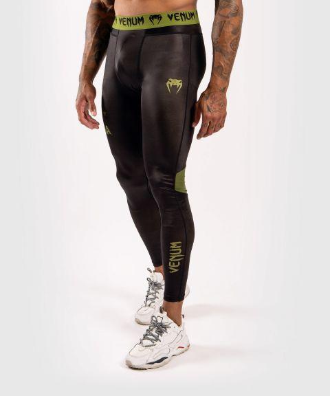 Pantalon de compression Venum Boxing Lab - Noir/Vert