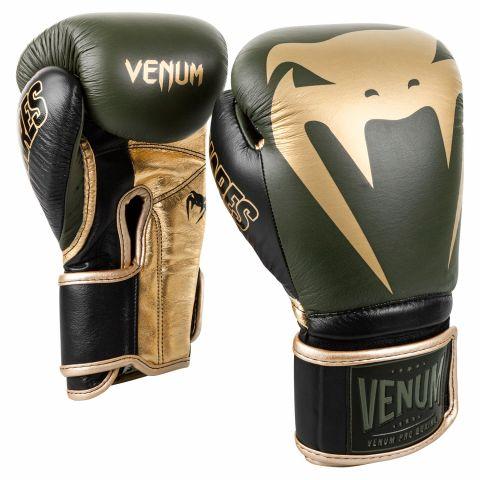 Gants de boxe Pro Venum Giant 2.0 Edition Linares - Velcro