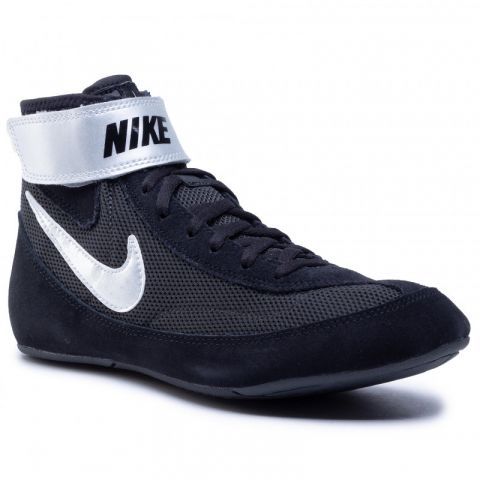 Chaussures de lutte Speedsweep VII Nike - Noir/Argent