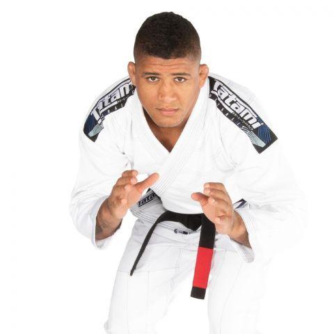 Kimono de JJB Tatami Fightwear Elements Ultralite 2.0 - Blanc