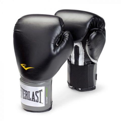 Gants de Boxe Everlast Pro Style Training - Noir
