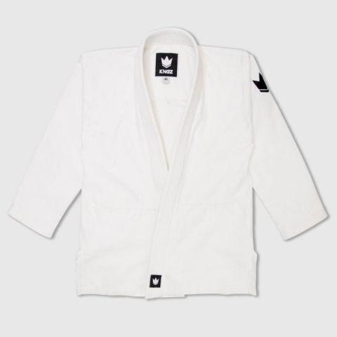 Kimonos de JJB Kingz Kore - Enfant - Blanc