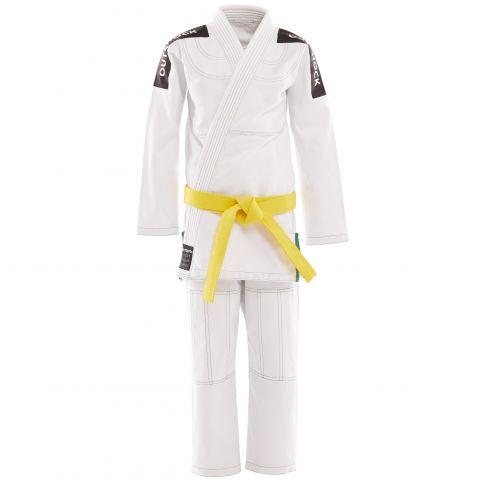 Kimono de JJB Enfant OUTSHOCK - Blanc