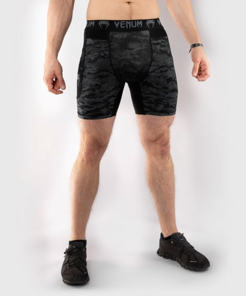 Short de Compression Venum Defender  - Dark Camo