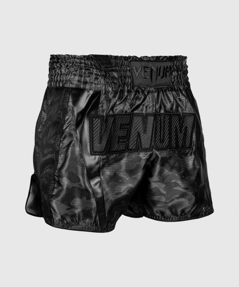 Short de Muay Thai Venum Full Cam - Urban Camo/ Noir/Noir