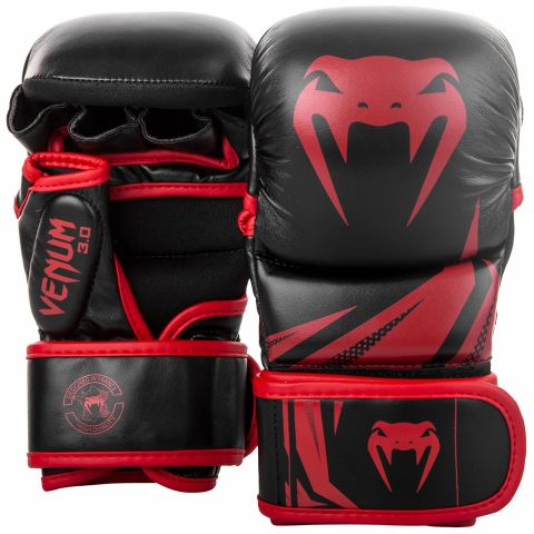 Gants de sparring Venum Challenger 3.0 - Noir/Rouge