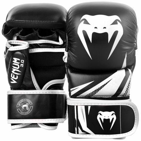 Gants de sparring Venum Challenger 3.0 - Noir/Blanc