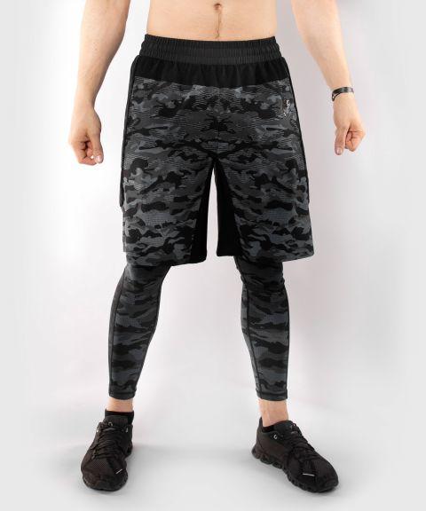 Short de Sport Venum Defender - Dark Camo