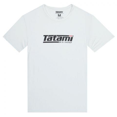 T-shirt Tatami Fightwear Logo - Manches courtes - Blanc