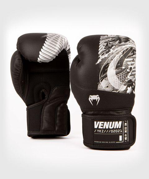 Gants de Boxe Venum YKZ21 – Noir/Noir