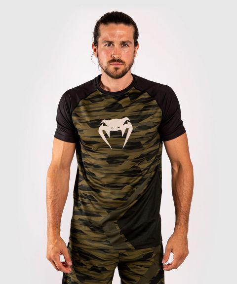 T-Shirt Dry Tech Venum Contender 5.0 - Camouflage kaki